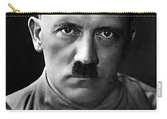 Brooding Portrait Of Adolf Hitler Heinrich Hoffman Photo Circa 1935 Carry-all Pouch