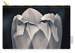 Carry-all Pouch featuring the photograph Brooding Virtue by Bill Pevlor