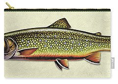 Brook Trout Id Carry-all Pouch