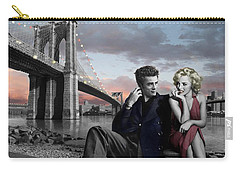 Brooklyn Bridge Carry-all Pouch by Chris Consani