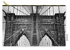 Brooklyn Bridge Mood Carry-all Pouch