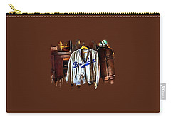 Carry-all Pouch featuring the photograph Brooklyn Dodgers Baseball  by Thom Zehrfeld