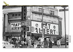 Brooklyn Fat Albert  Carry-all Pouch