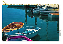 Brooklyn Harbor Carry-all Pouch