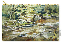 Brookside Carry-all Pouch