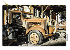 Vintage 1935 Chevrolet Carry-all Pouch