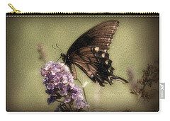 Brown And Beautiful Carry-all Pouch by Sandy Keeton