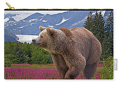 Brown Bear 2 Carry-all Pouch