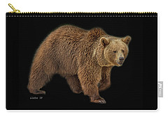 Brown Bear 5 Carry-all Pouch