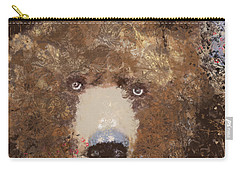 Visionary Bear Final  Carry-all Pouch