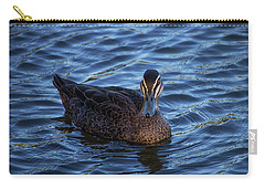 Brown Duck 2 Carry-all Pouch