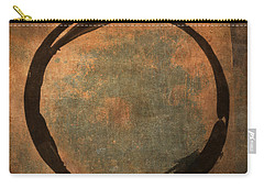 Brown Enso Carry-all Pouch