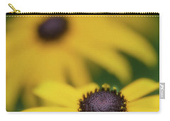 Brown Eyed Susan Carry-all Pouch