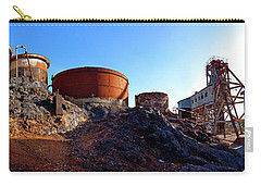 Brownes Shaft Junction Mine  Carry-all Pouch