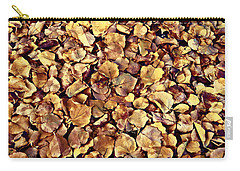 Browning Leaves Carry-all Pouch by Glenn McCarthy Art and Photography