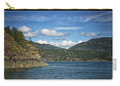 Browns Bay Carry-all Pouch by Randy Hall
