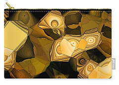 Browns Carry-all Pouch by Ron Bissett