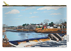 Brownville Village Dam Carry-all Pouch