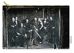 Bruce And The E Street Band Carry-all Pouch