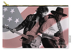 Bruce Springsteen Clarence Clemons Carry-all Pouch