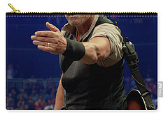 Bruce Springsteen. Pittsburgh, Sept 11, 2016 Carry-all Pouch