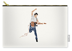 Bruce Springsteen Typography Art Carry-all Pouch