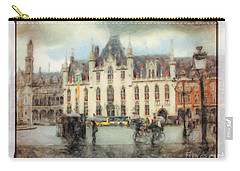 Bruges, Belgium Carry-all Pouch