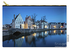 Magical Brugge Carry-all Pouch by JR Photography