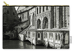 Bruges Medieval Architecture Carry-all Pouch