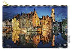 Brugge Carry-all Pouch by JR Photography