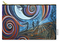 Bruja Luna Carry-all Pouch