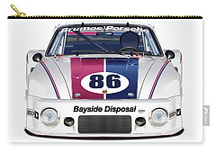 Brumos Porsche 935 Illustration Carry-all Pouch