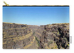 Bruneau Canyon Overlook, Idaho Carry-all Pouch