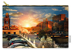 Brush Creek Kansas City Missouri Carry-all Pouch by Liane Wright