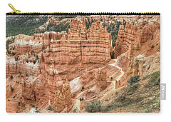 Bryce Canyon Carry-all Pouch by Geraldine Alexander