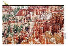 Bryce Canyon Hoodoos Carry-all Pouch by Nancy Landry