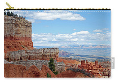 Bryce Canyon Carry-all Pouch by Nancy Landry