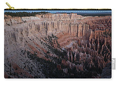 Carry-all Pouch featuring the photograph Bryce Canyon Sunrise by Kathleen Scanlan