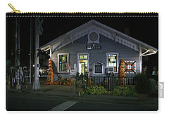 Bryson City Train Station Carry-all Pouch by Lamarre Labadie