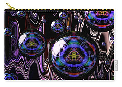 Bubble Abstract 1a Carry-all Pouch