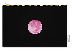 Bubblegum Moon Carry-all Pouch