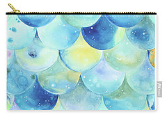 Bubbles Carry-all Pouch by Stephanie Troxell