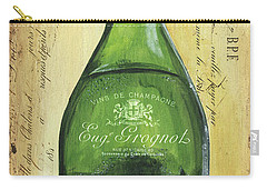 Champagne Carry-all Pouches