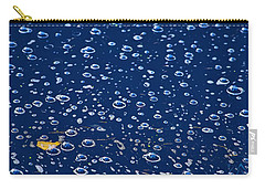 Carry-all Pouch featuring the photograph Bubbly by Gene Garnace