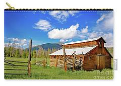 Buckaroo Barn 3 Carry-all Pouch