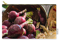 Bucket Of Onions Carry-all Pouch