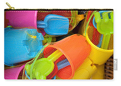 Buckets And Spades Carry-all Pouch