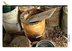 Buckets Of Rust And Dust Carry-all Pouch