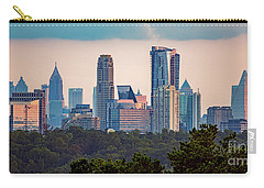 Buckhead Atlanta Skyline Carry-all Pouch