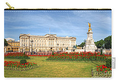 Buckingham Palace And Garden Carry-all Pouch